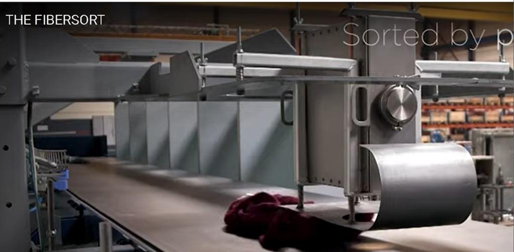 La technologie Fibersort pourrait révolutionner le recyclage des textiles post-consommation